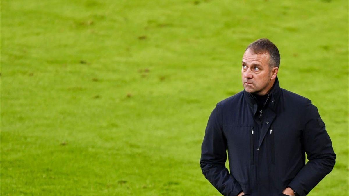 Hans-Dieter Flick: Trainer des FC Bayern München