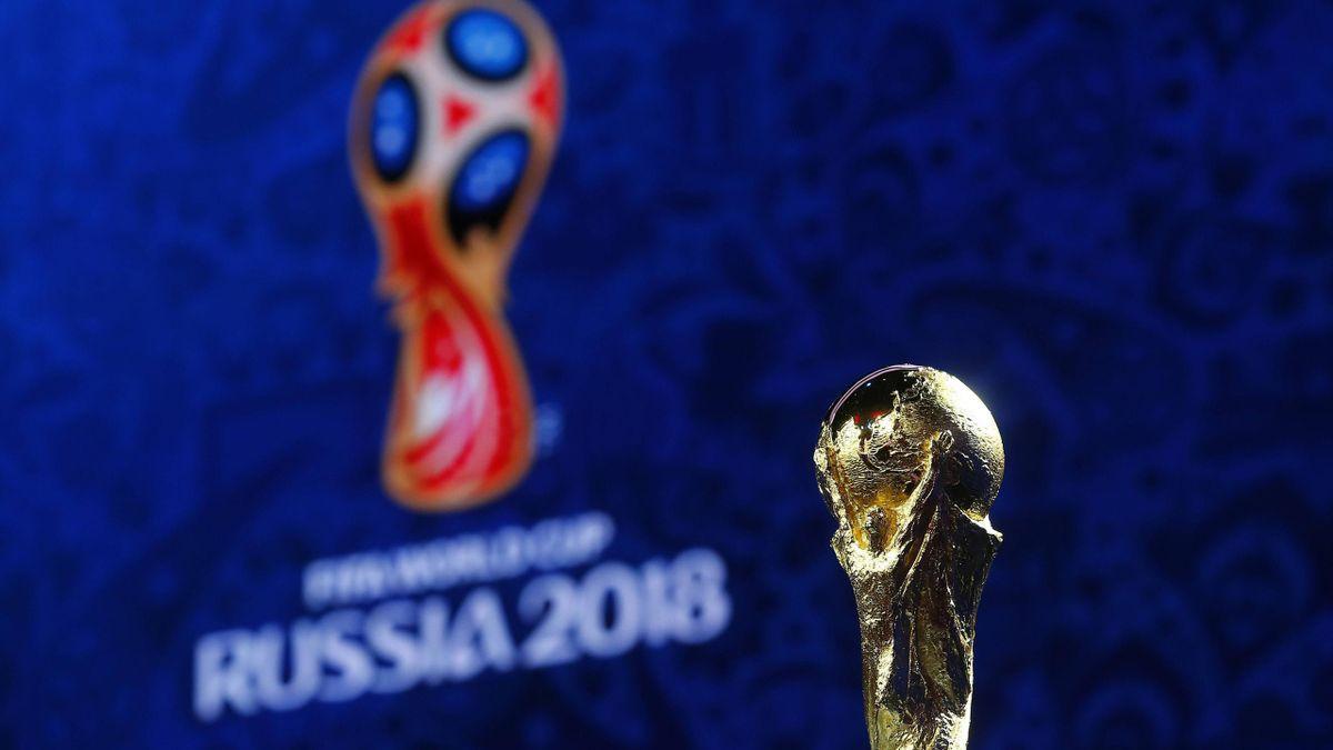 Предварительная жеребьевка ЧМ-2018, Кубок мира