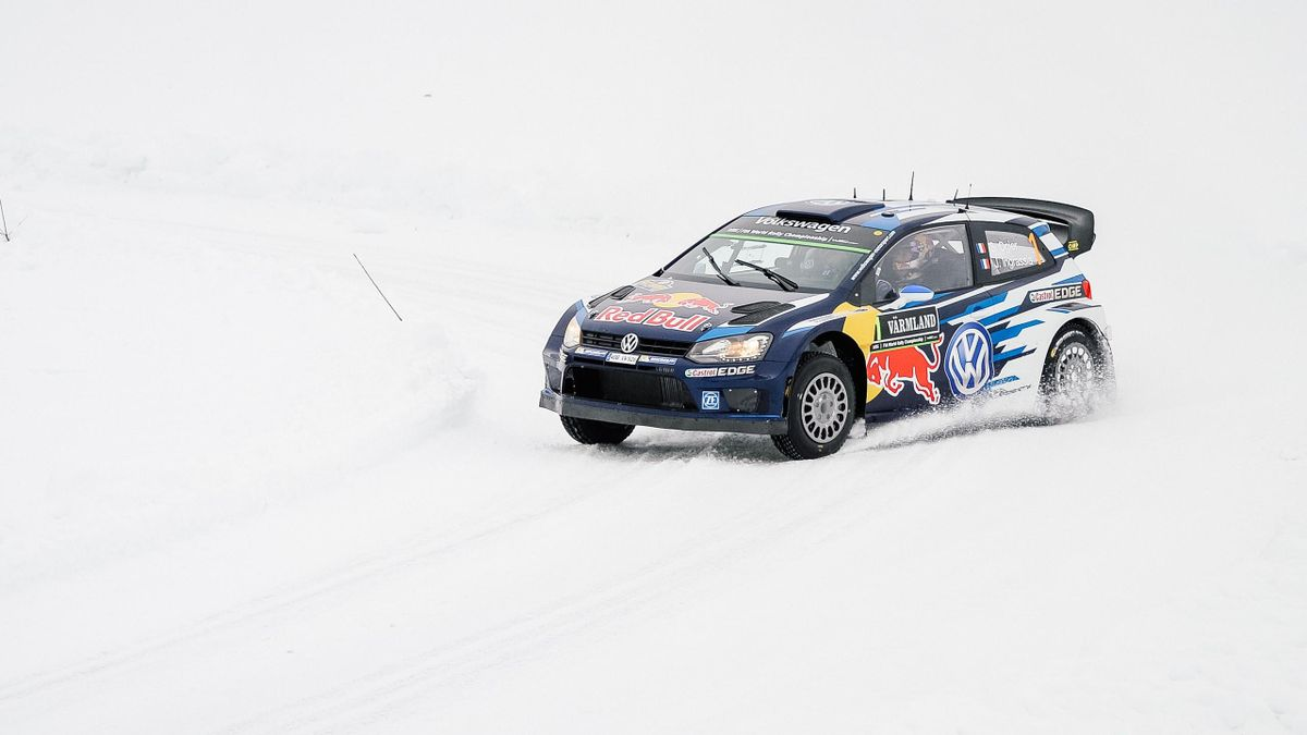 Sébastien Ogier (VW) - Rally of Sweden 2015