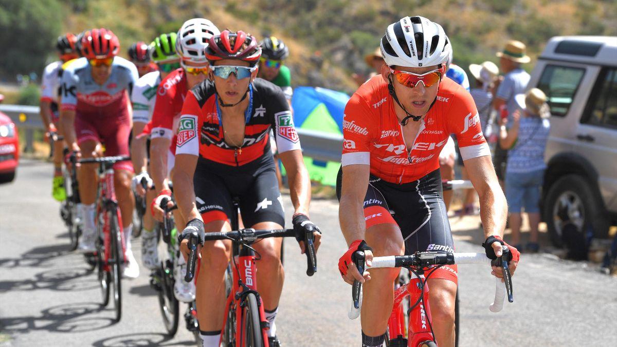 Bauke Mollema Vuelta 2018