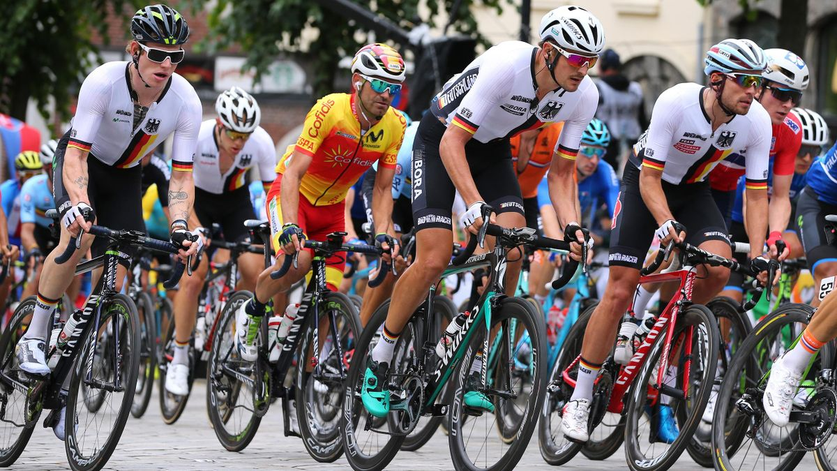 Feature Cycling WCH