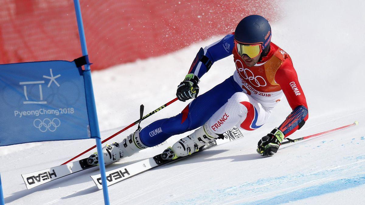 Olympia 2018 - Mathieu Faivre of France
