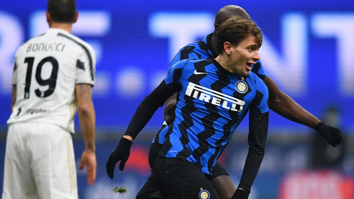Nicolò Barella, Inter-Juventus, Getty Images