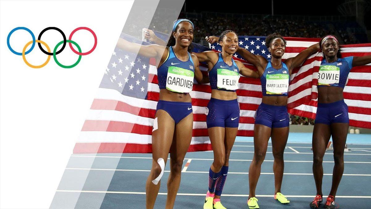 USA Women Record