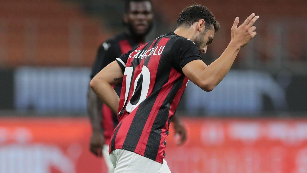 Milan-Bodø/Glimt 3-2, pagelle: Çalhanoglu show, Hauge imprendibile -  Eurosport