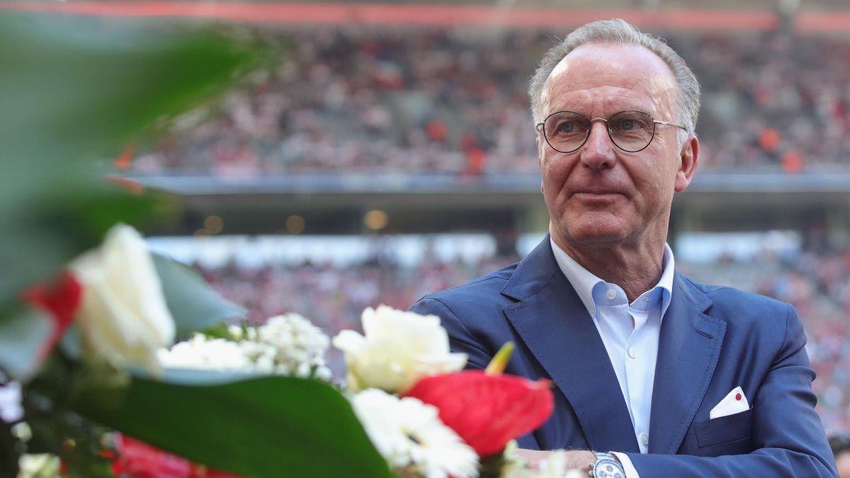Karl-Heinz Rummenigge (FC Bayern München)