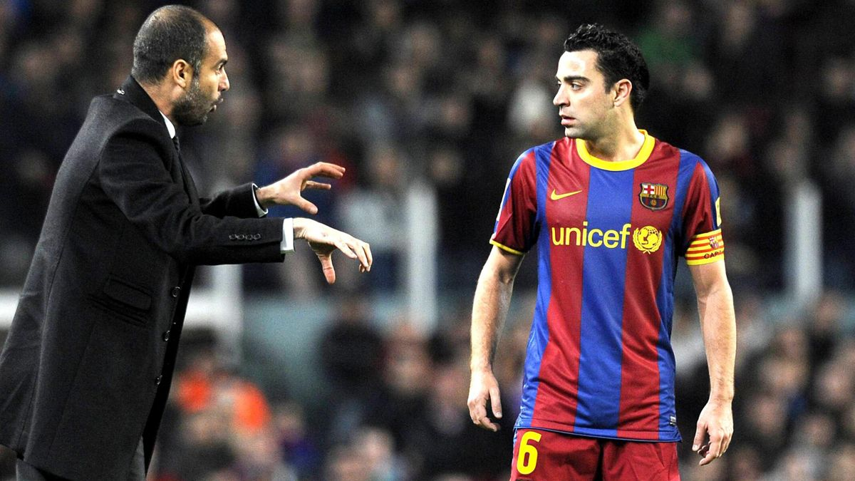 Xavi: Pep Guardiola has always dreamed of the Premier League, will be a  'certain success' - Eurosport