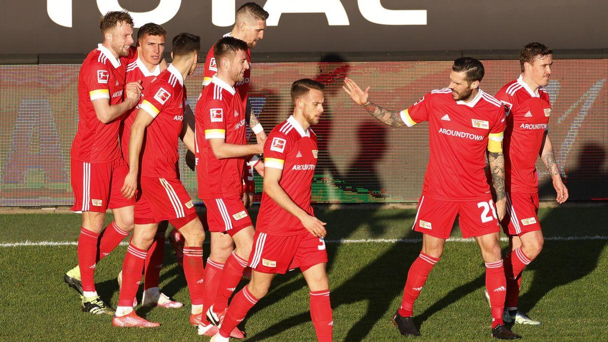 Union Berlin gewinnt gegen 1. FC Köln