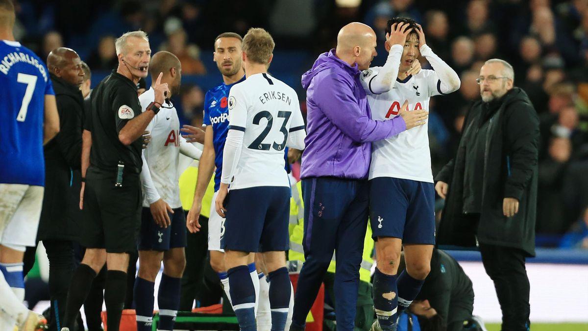 Heung Min Son Tottenham