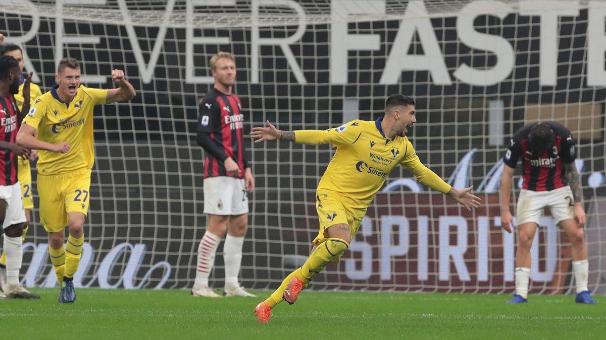 Milan-Verona 2-2: pagelle Ibra fa e disfà, Zaccagni da urlo - Eurosport