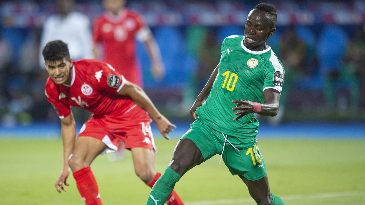 Mané - Senegal-Tunisia - 2019 Africa Cup - Getty Images