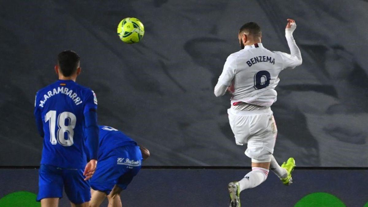 Real Madrid, Getafe