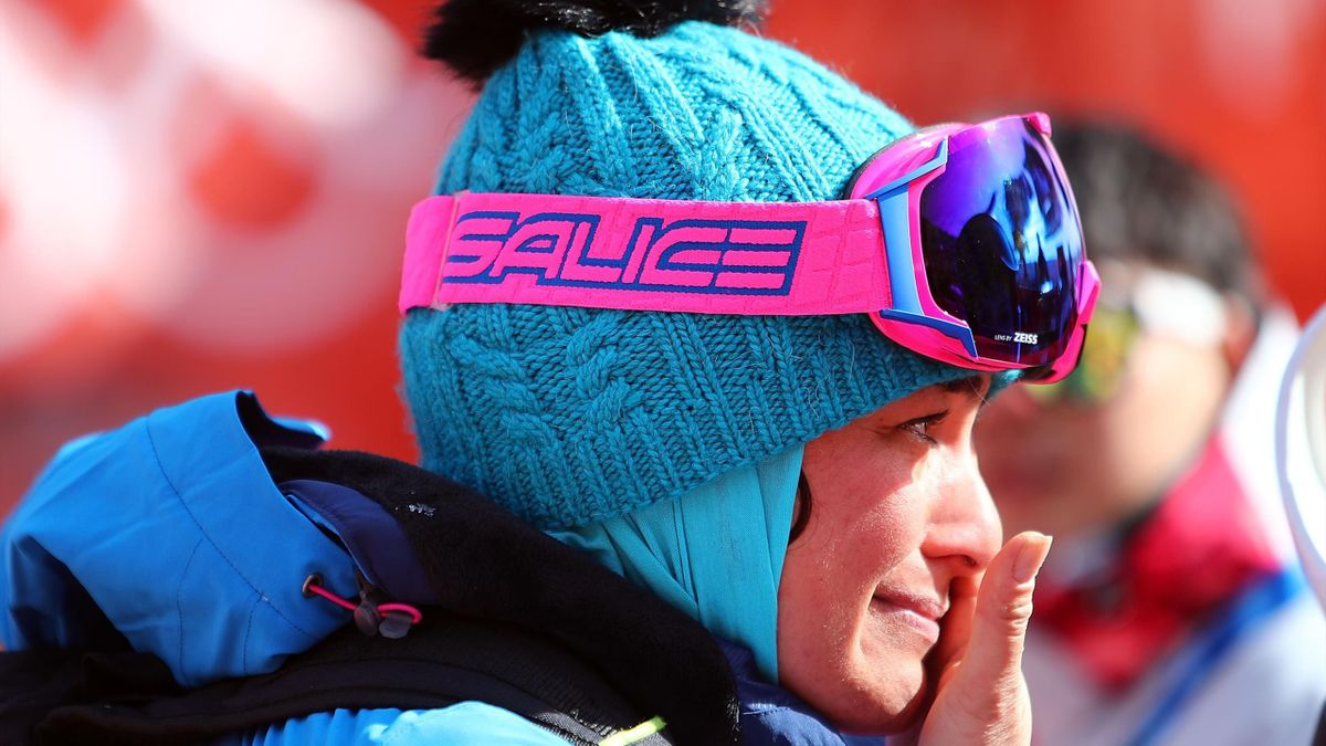 Samira Zargari, CT della nazionale iraniana femminile di sci