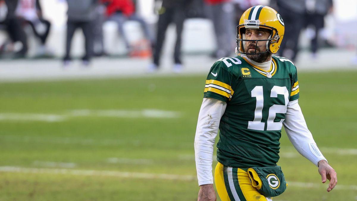 Aaron Rodgers will die Green Bay Packers angeblich noch vor Saisonstart verlassen