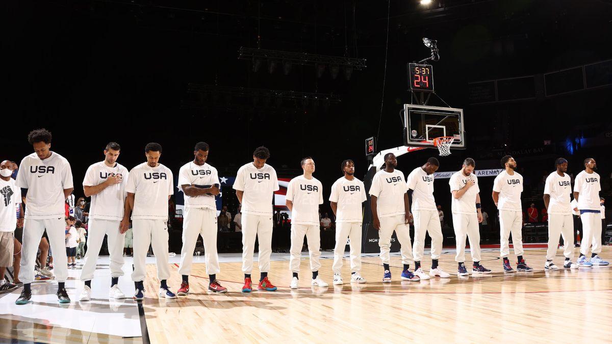 estados unidos baloncesto