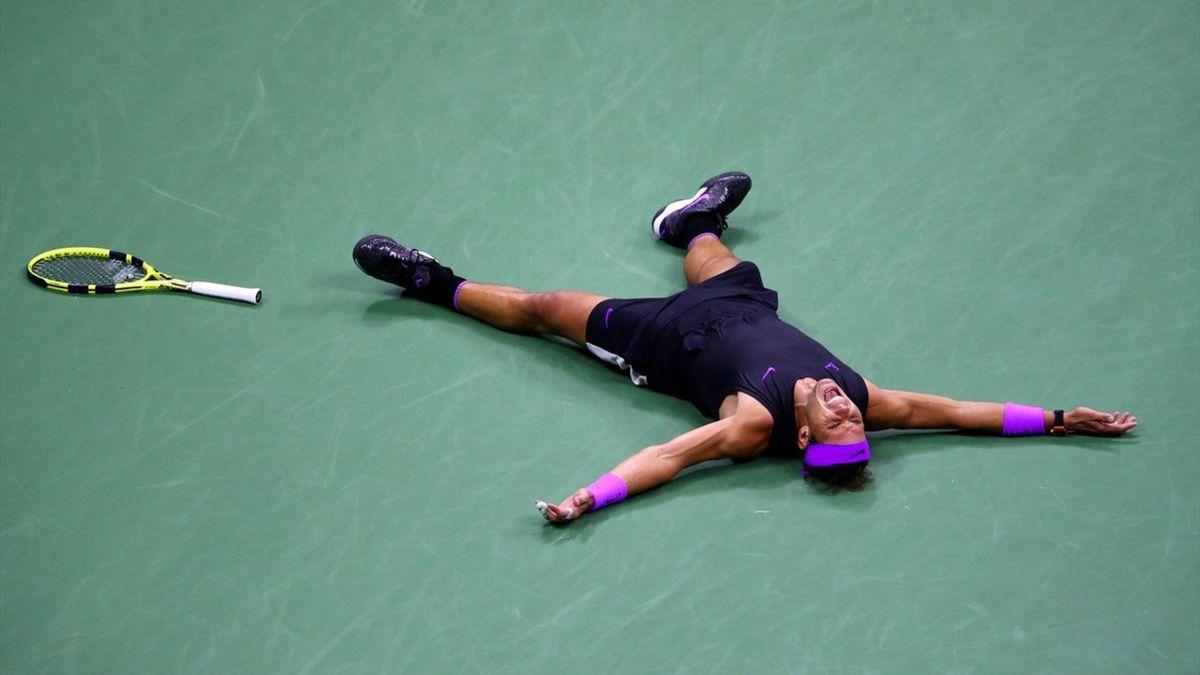 Rafael Nadal, al doilea cel mai titrat jucător din istorie