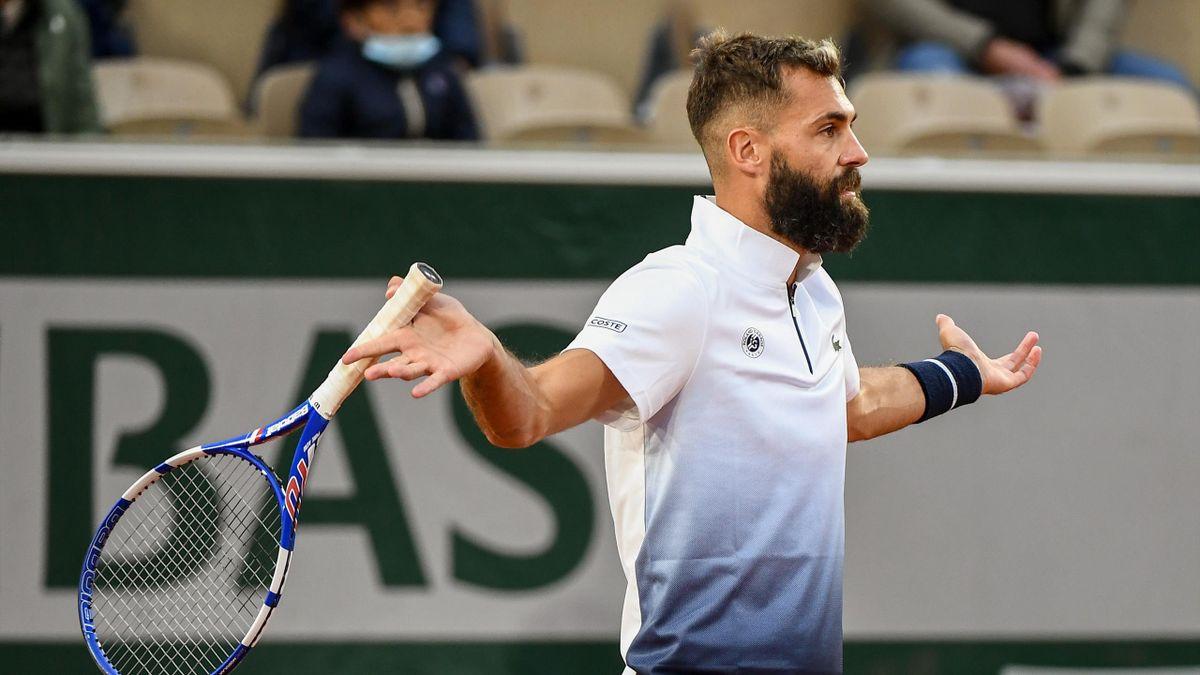 """Roland-Garros - Benoît Paire croit en ses chances : """"Même ..."""