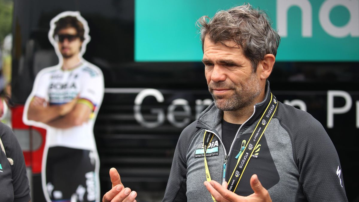 Lagsjef i Team Bora Hansgrohe Ralph Denk.