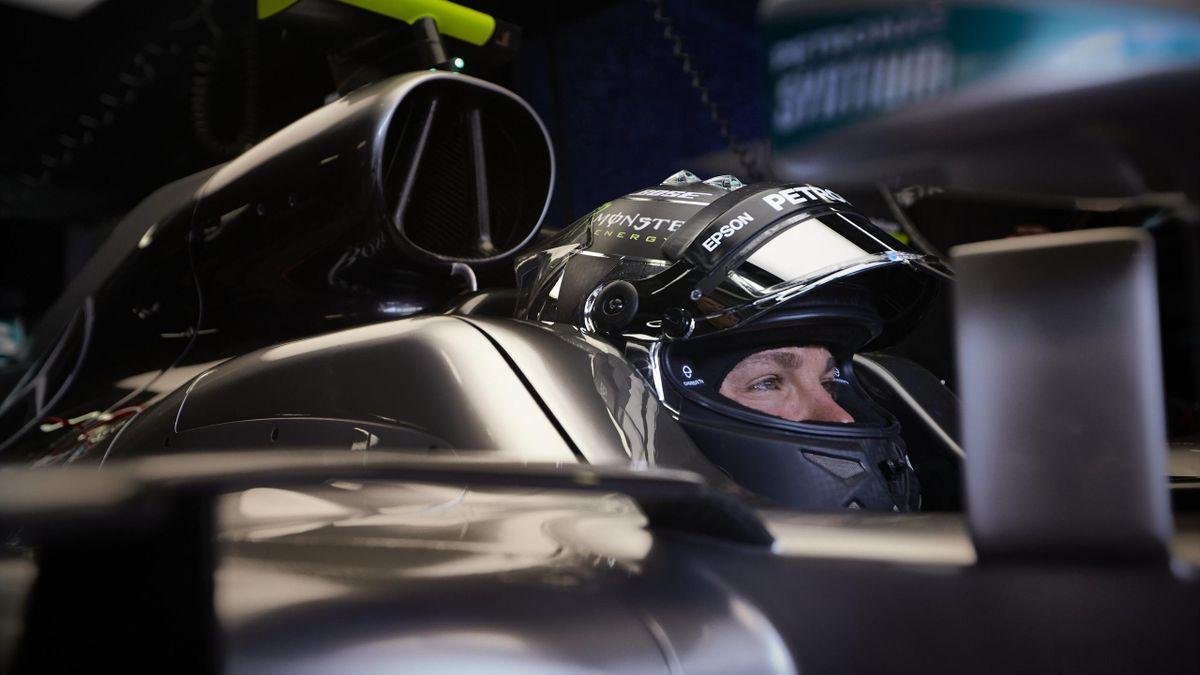 Nico Rosberg (Mercedes) - GP of Monaco 2016