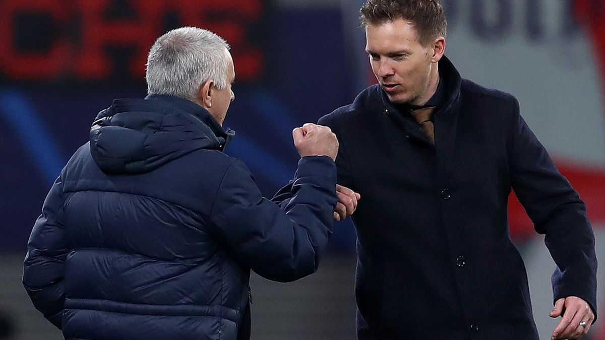 Jose Mourinho, Julian Nagelsmann