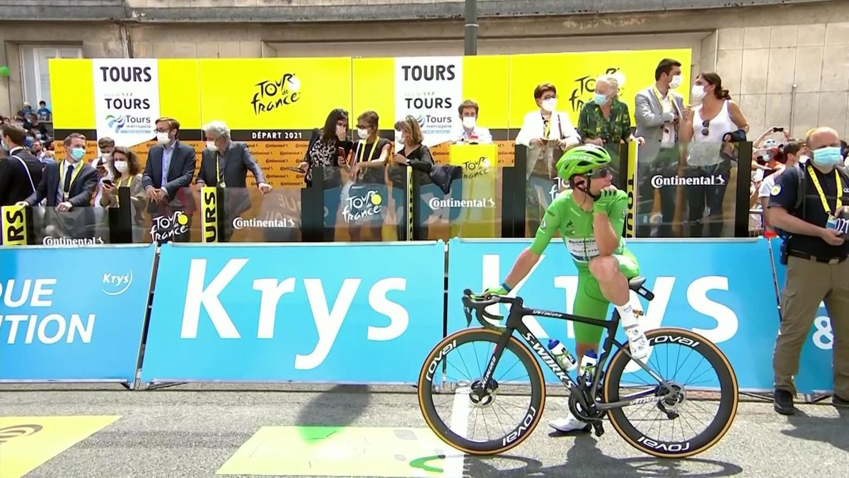 Tour de Francehighlights as Mark Cavendish roars to Stage 6 victory