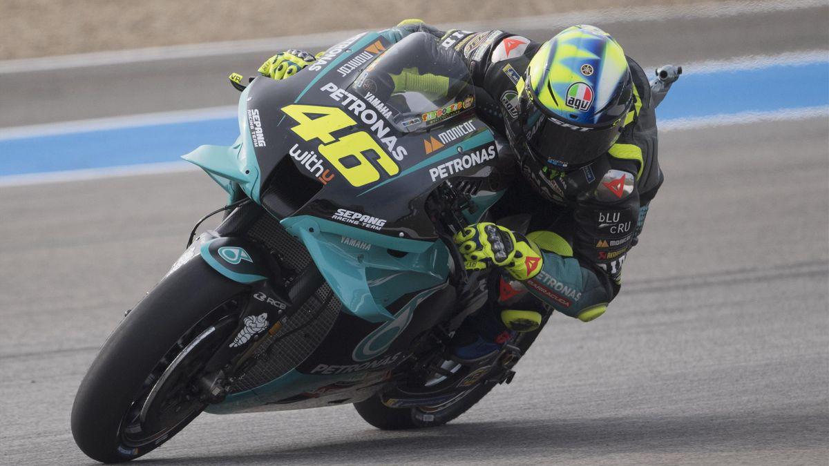 Valentino Rossi beendet seine Karriere am Ende der Saison
