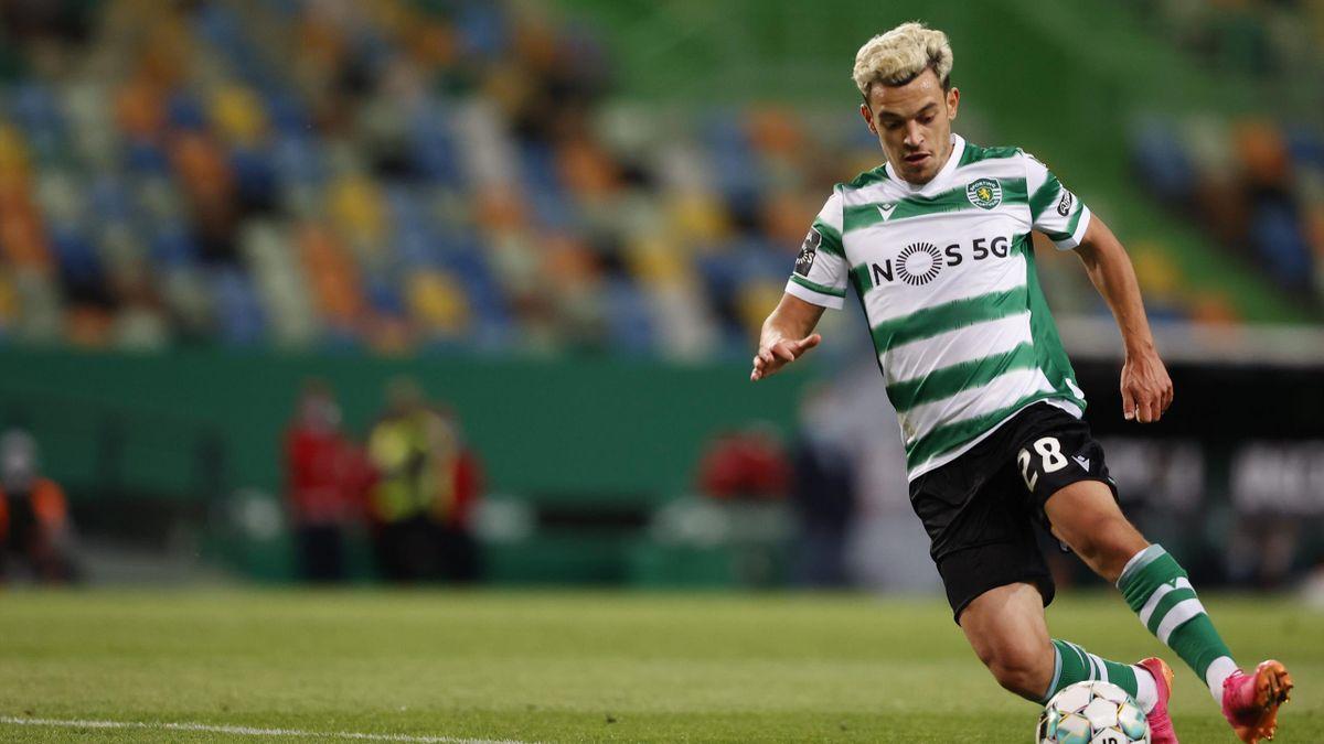 Pedro Gonçalves spielt für Sporting Lissabon