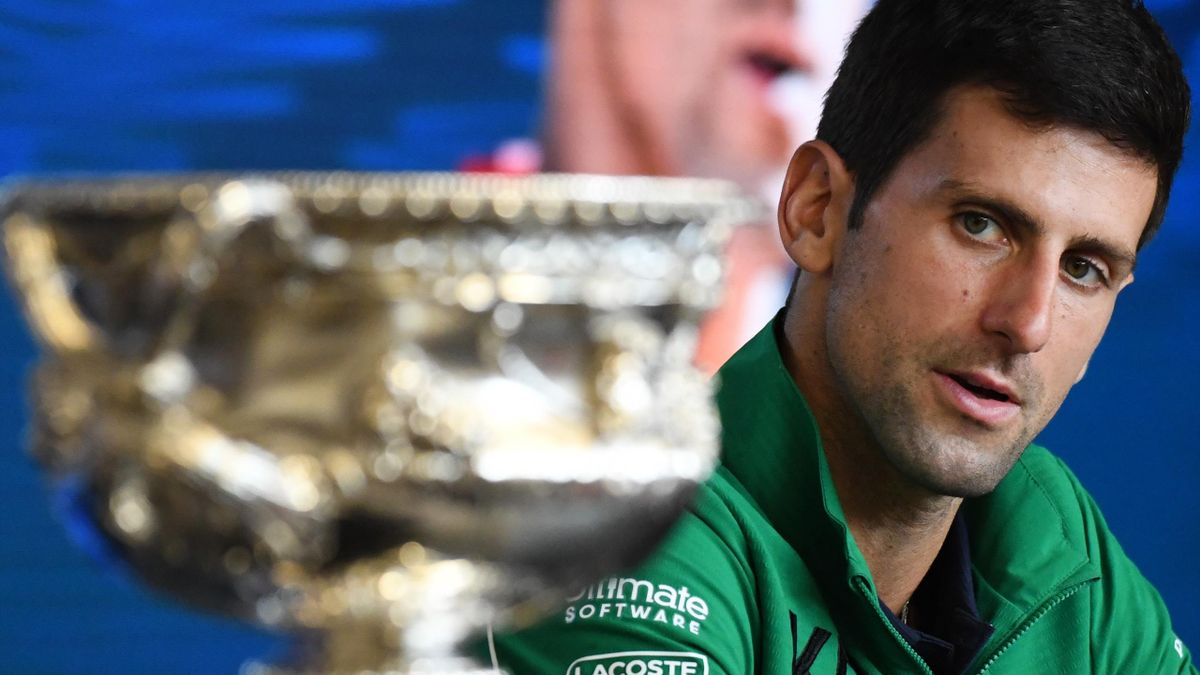 Australian Open 2020 | Novak Djokovic