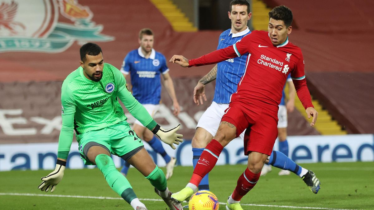 Roberto Firmino, Liverpool-Brighton