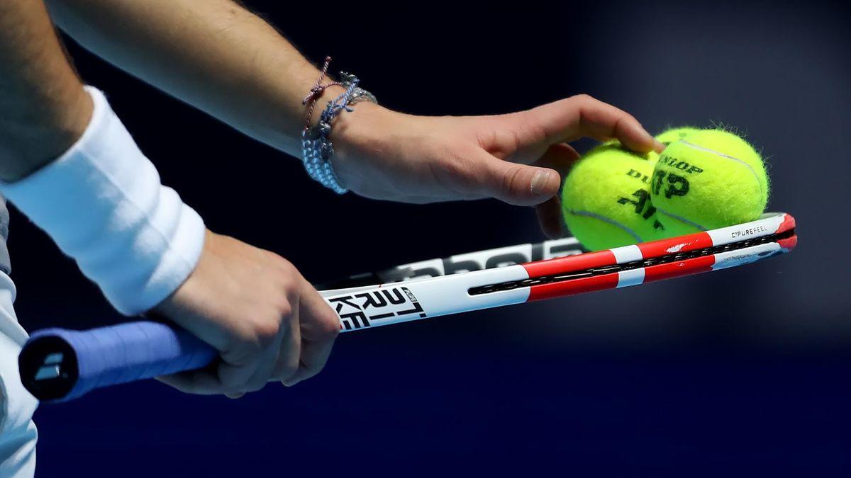 Hilfe für tennisprofis