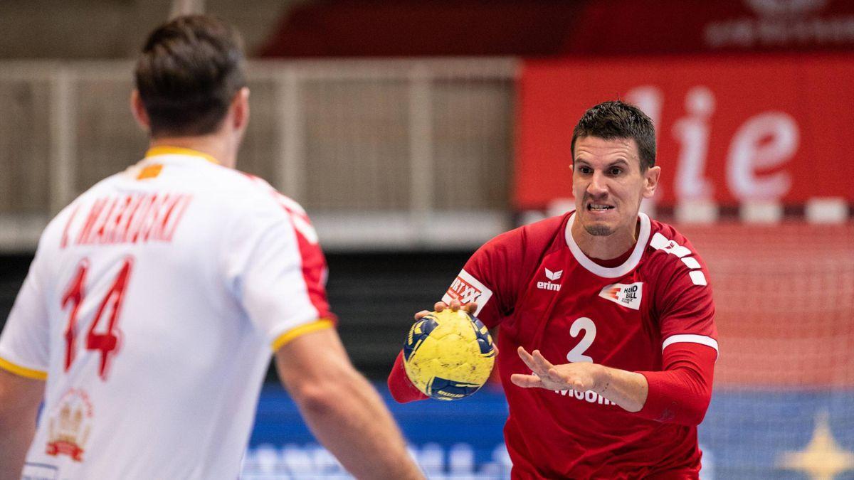 Plötzlich mit der Schweiz bei der WM dabei: Andy Schmid