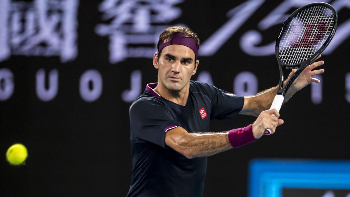 Australian Open 2020   Roger Federer
