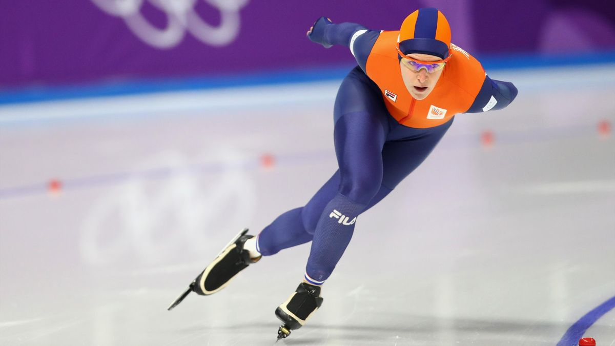 Ireen Wust JO Pyeongchang