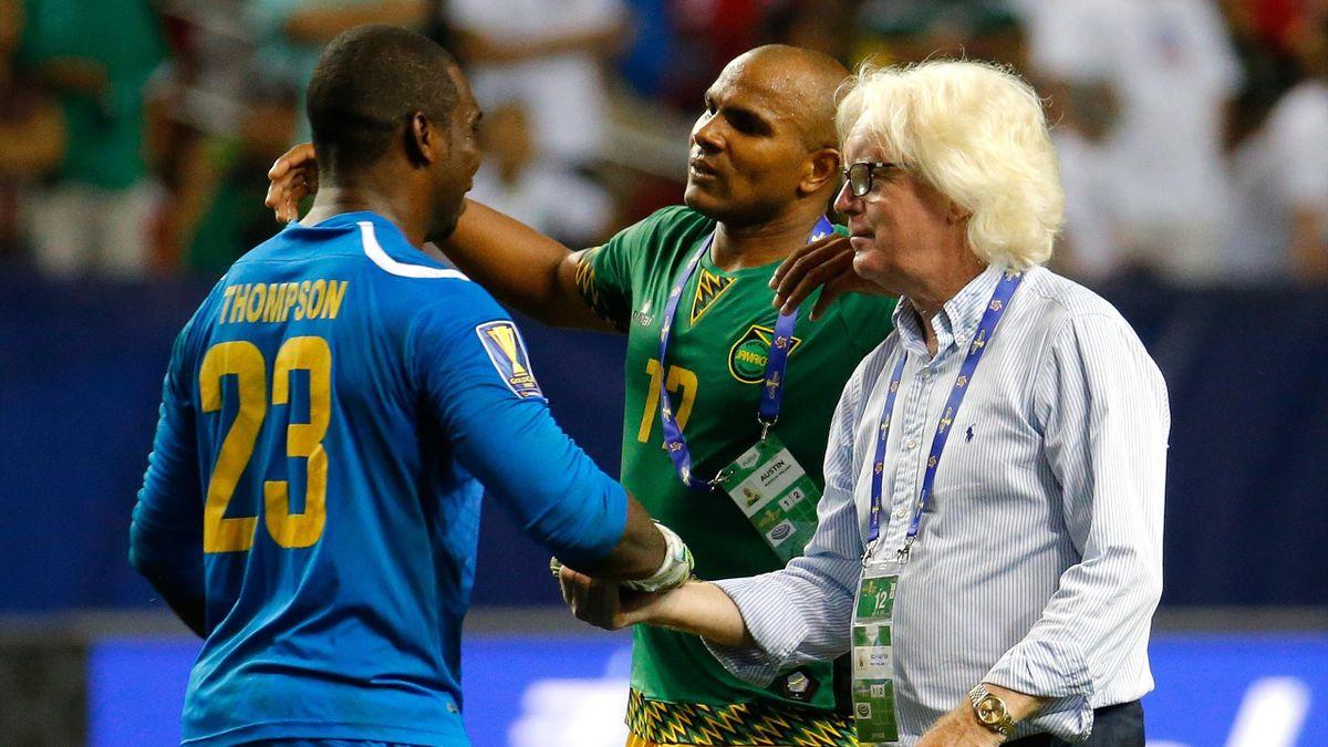 Winfried Schäfer steht mit Jamaika im Finale des Gold Cups