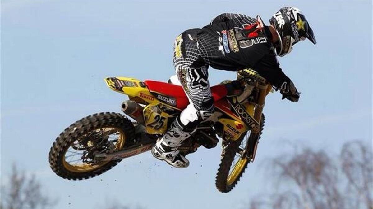 Motocross Italia Clement Desalle