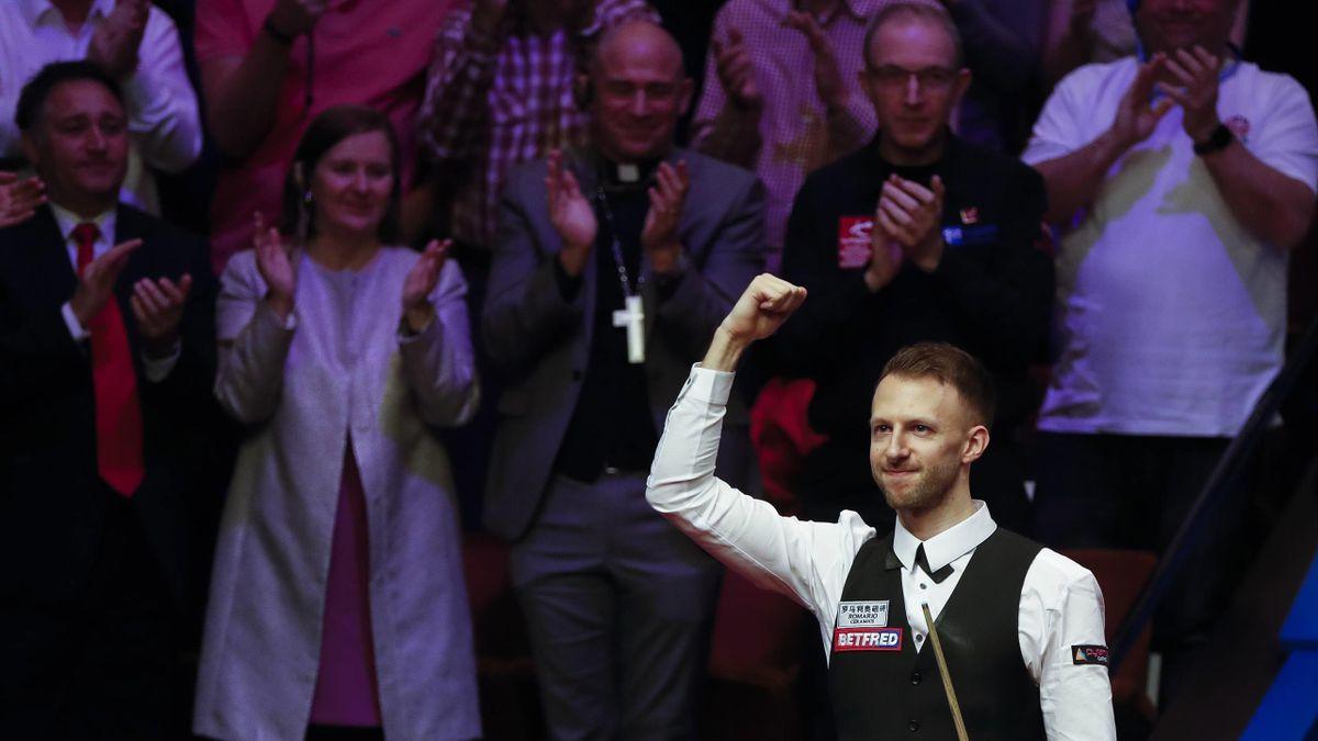 Judd Trum gewann 2019 seinen ersten WM-Titel