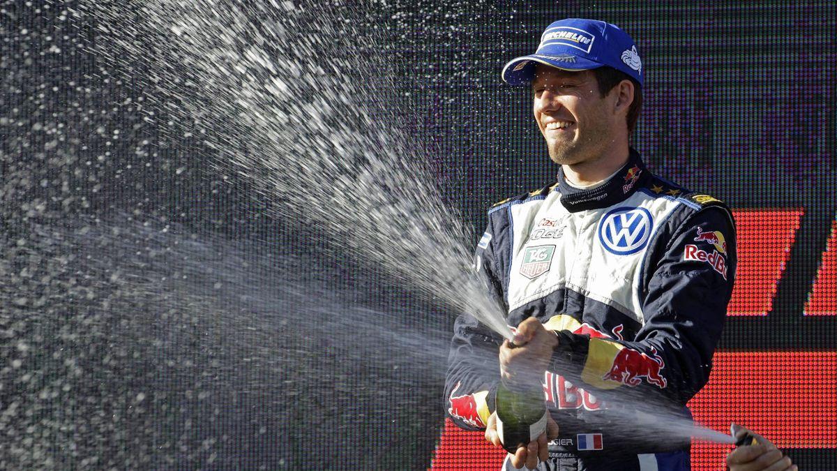 Sebastien Ogier gewinnt bei der Rallye in Spanien+