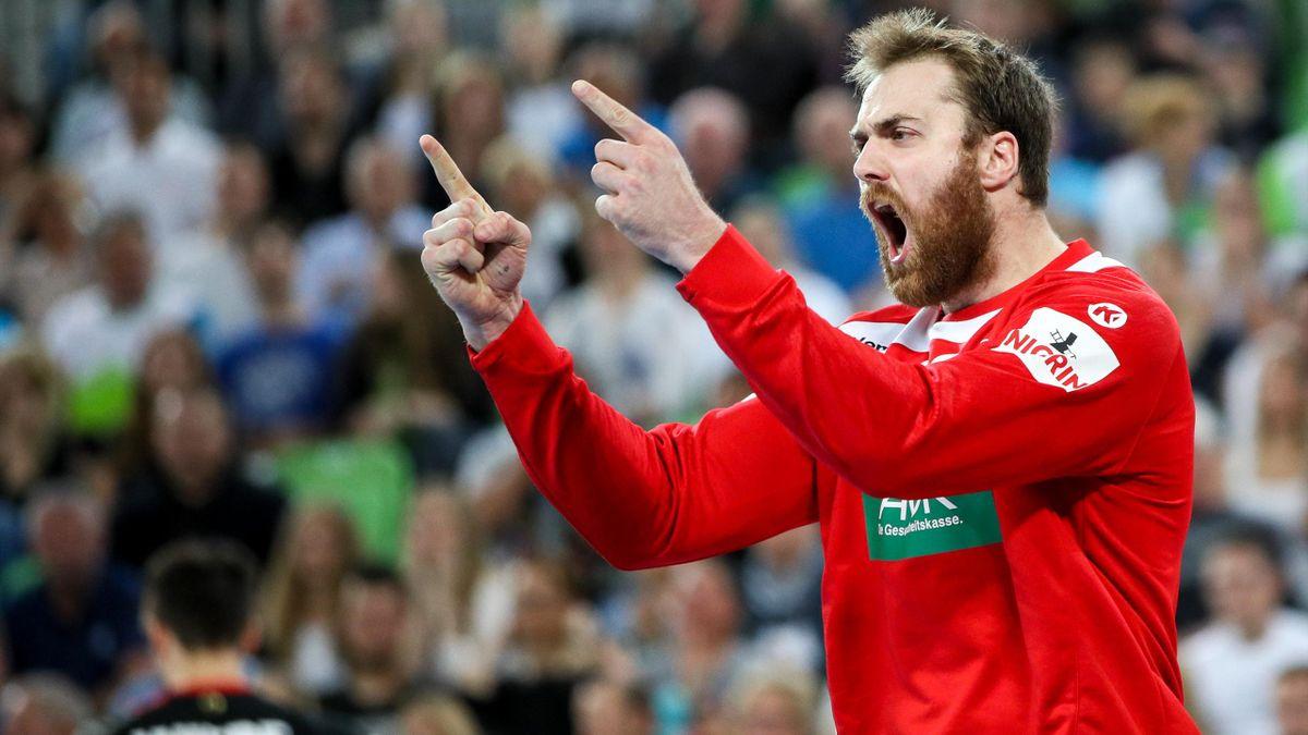 Andreas Wolff sieht das DHB-Team noch stärker als 2016
