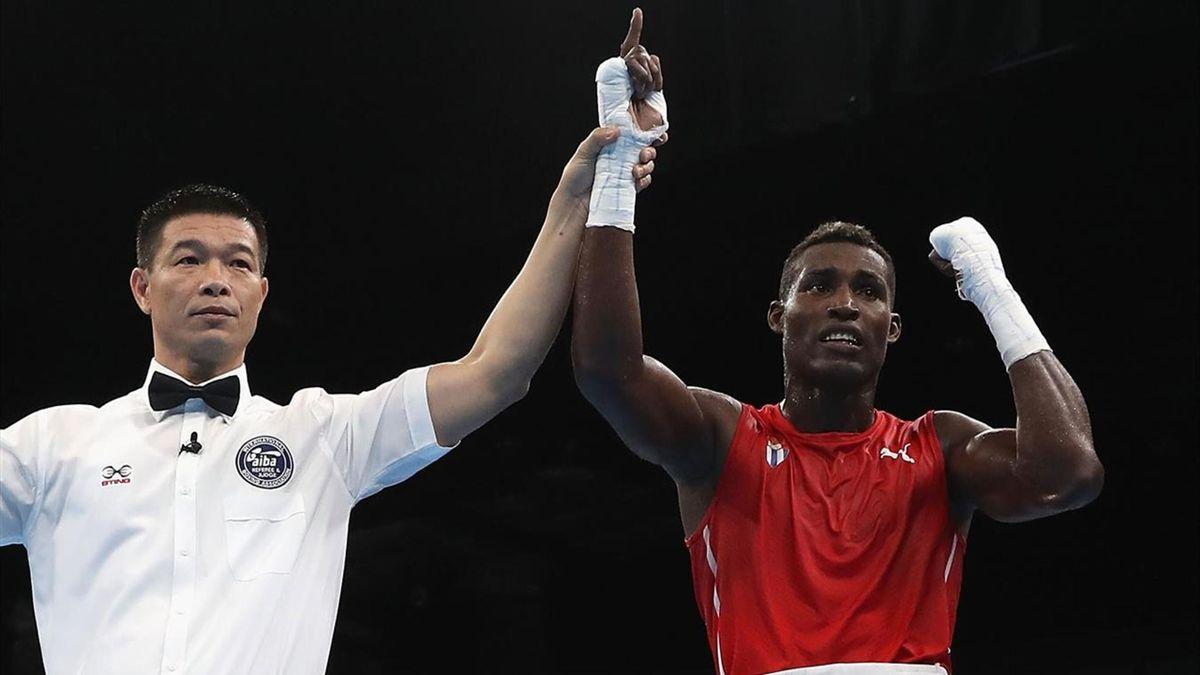 La Cruz holt in Rio das erste Box-Gold für Kuba.
