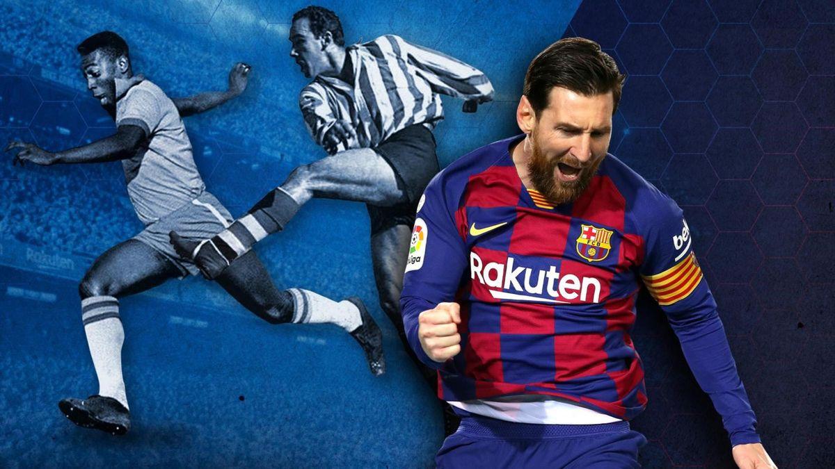 Messi Pele