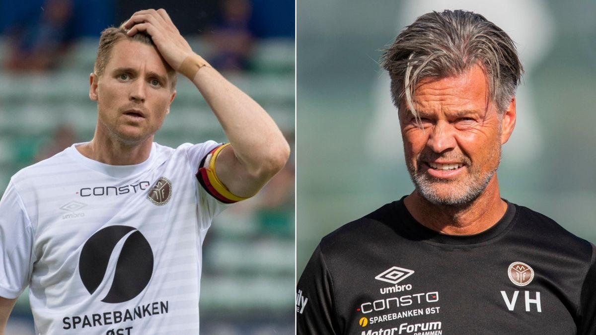 Christian Gauseth og Vegard Hansen