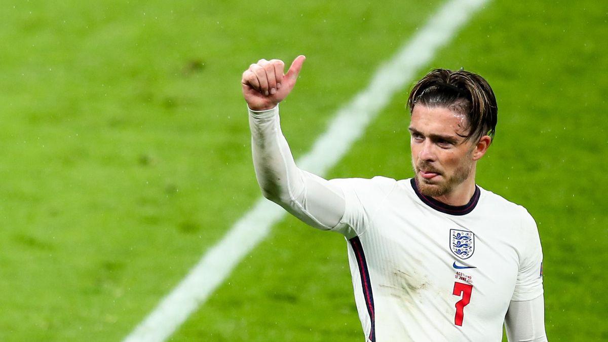 Grealish starts for England