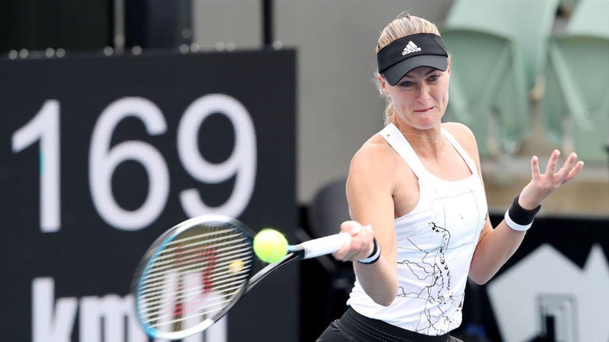 Kristina Mladenovic - WTA Adélaïde 2021