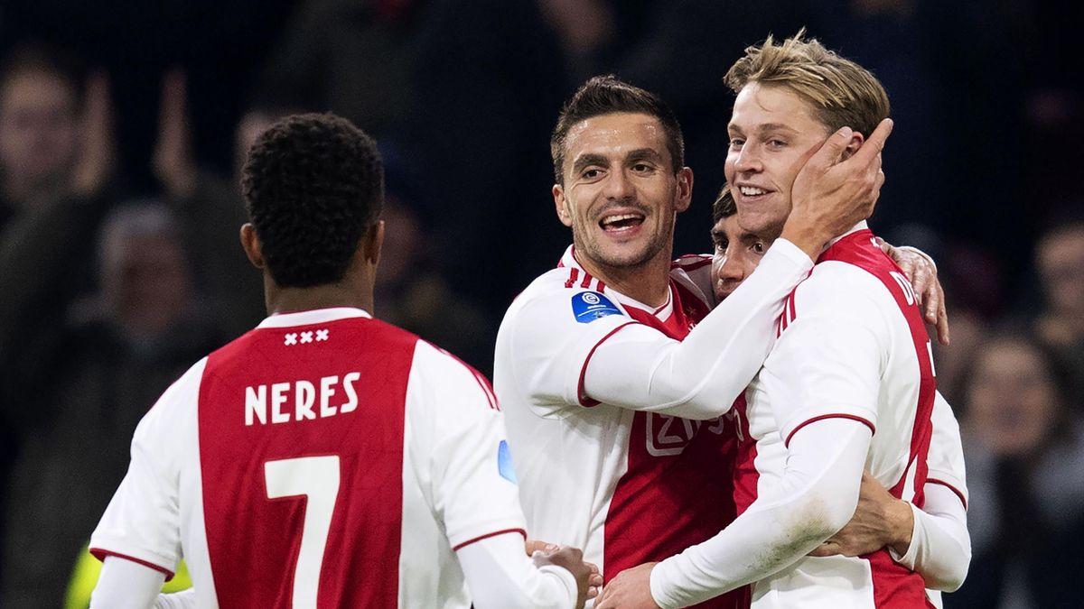 Frenkie de Jong (Ajax Amsterdam)