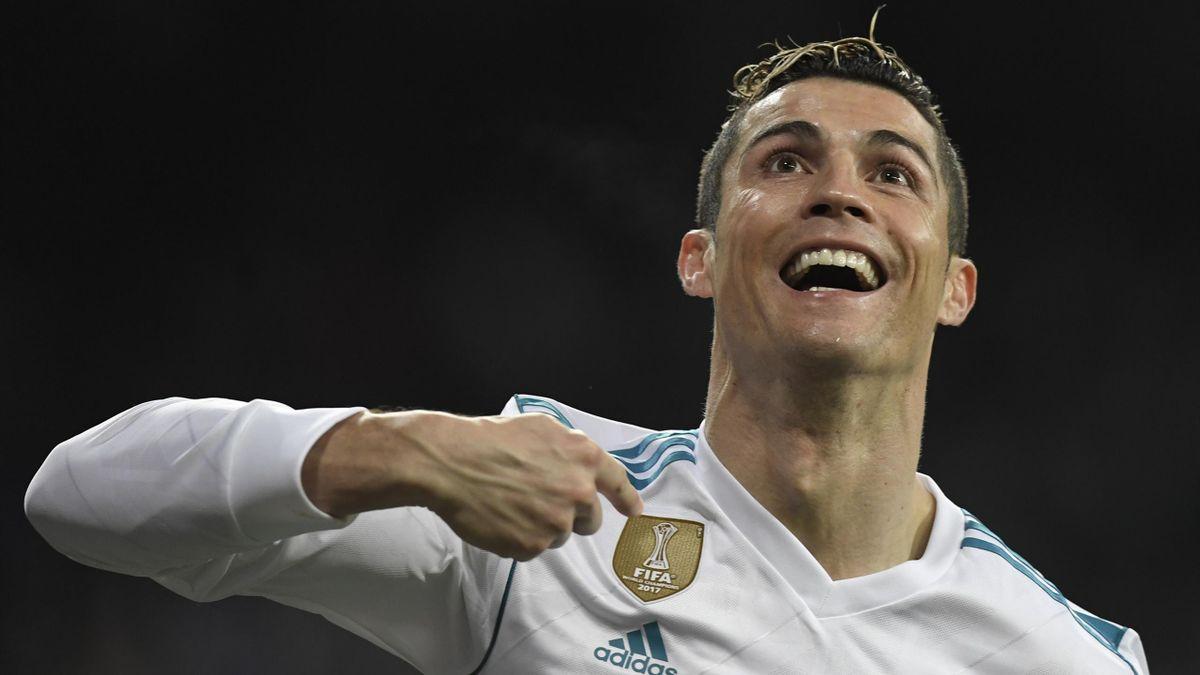 Cristiano Ronaldo (Rela Madrid)