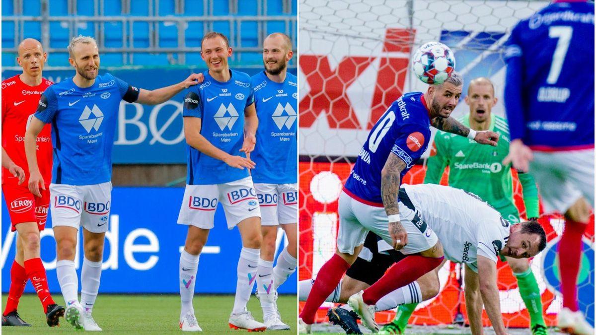 Magnus Wolff Eikrem, Fredrik Aursnes, Aron Dønnum