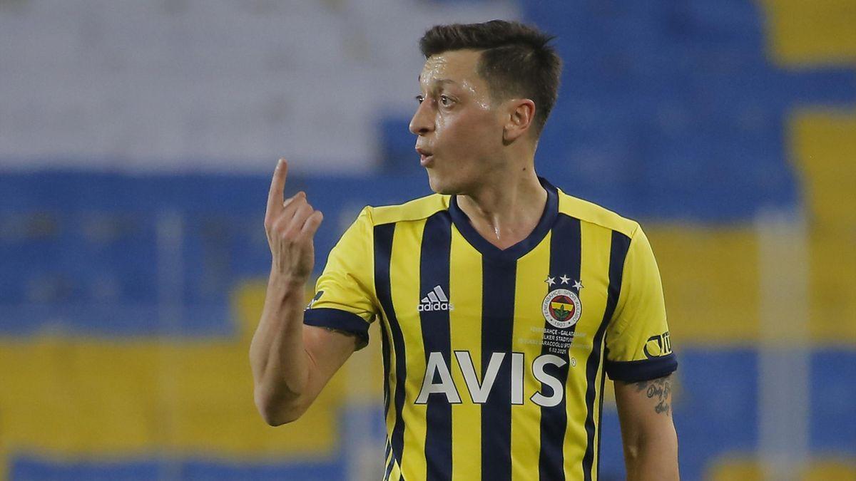 Mesut Özil spielt seit Anfang 2021 in der Türkei
