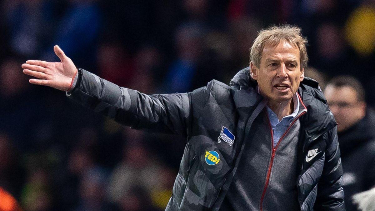 Jürgen Klinsmann (Hertha BSC)
