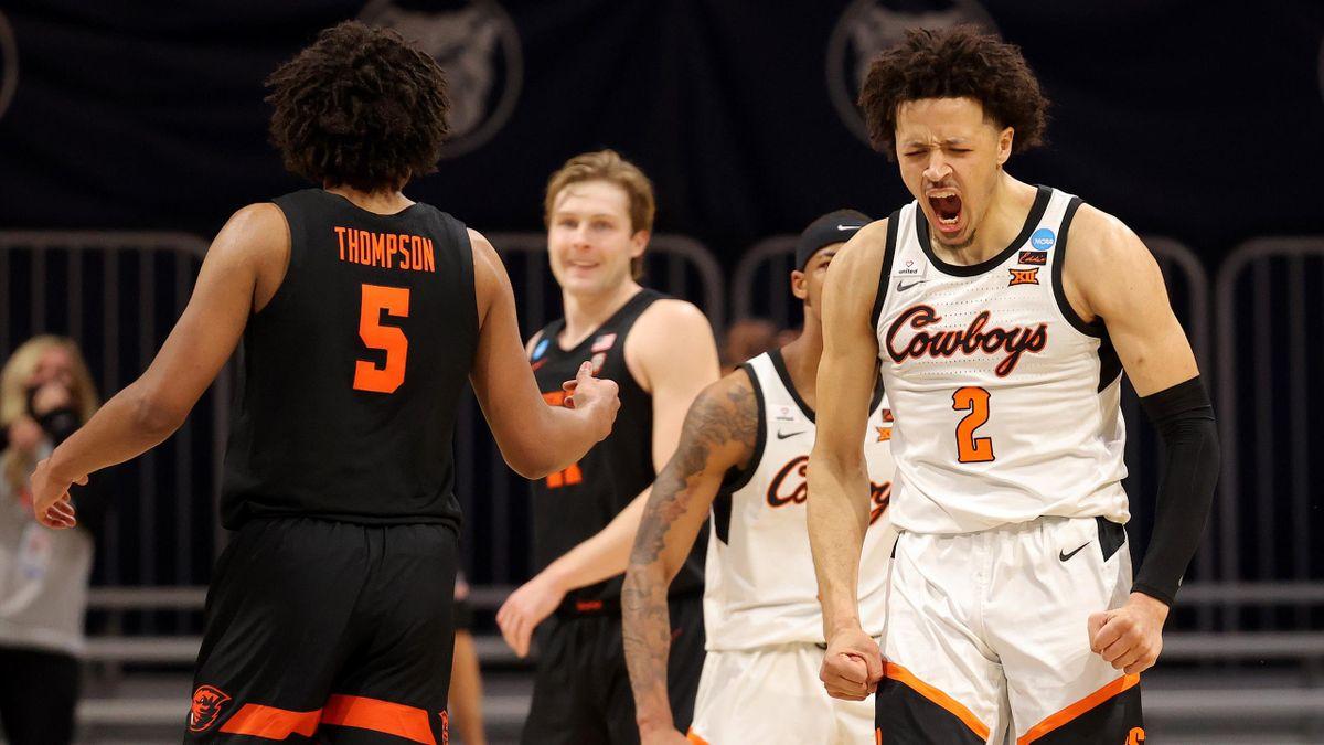 Cade Cunningham, Oklahoma State - Torneo NCAA 2021