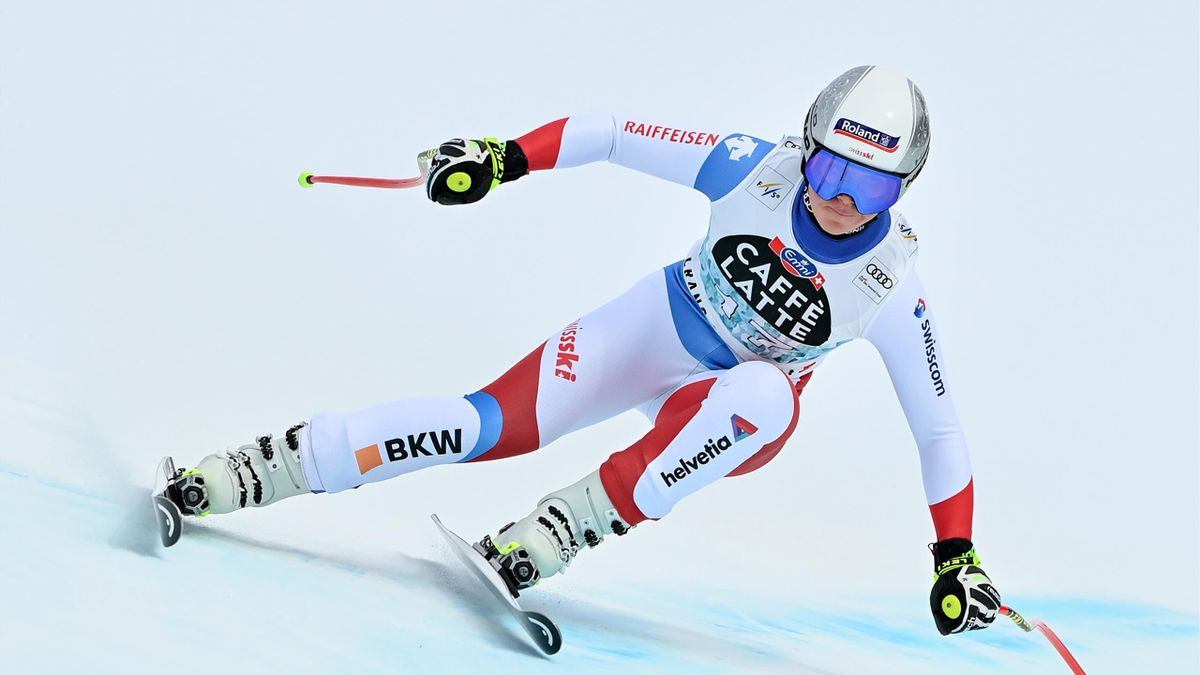 Corinne Suter | Alpine Skiing Downhill | ESP Player Feature